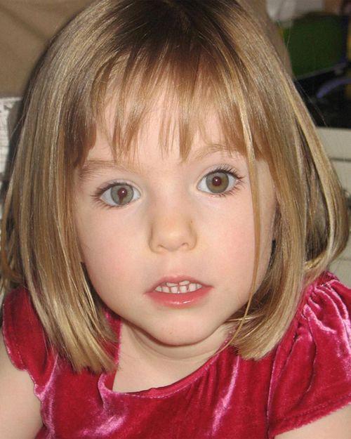 Madeleine Beth McCann vanished in May 2007. (AAP)
