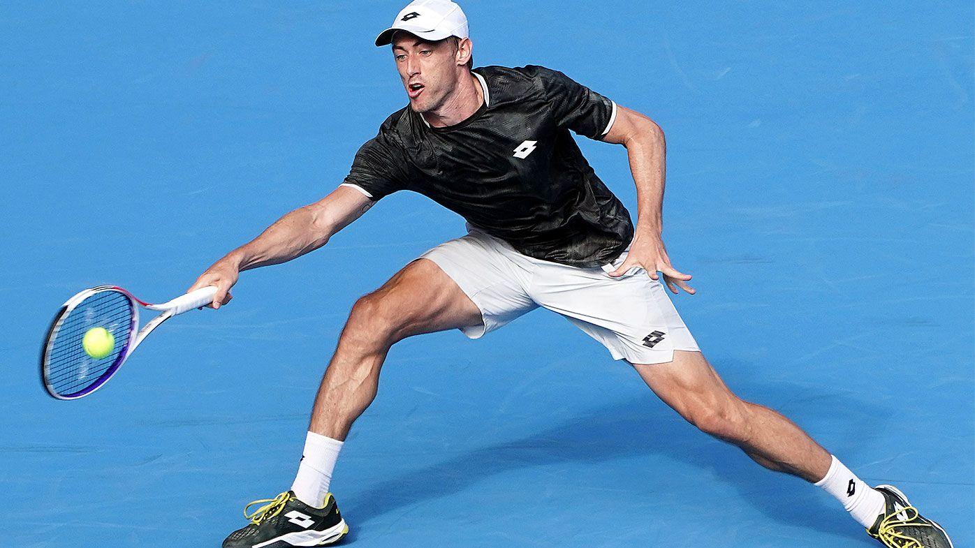John Millman advances to Japan Open ATP semi-final