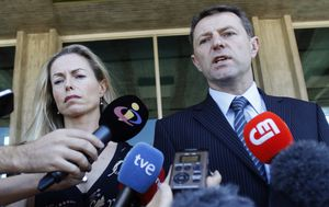 Madeleine McCann's parents deny receiving letter about proof of her death