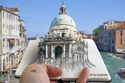 <strong>Santa Maria della Salute, Venice</strong>