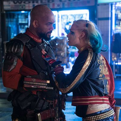 Will Smith as Deadshot<br /> <br />