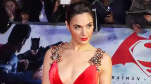 Wonder Woman star Gal Gadot wished the brave little girl luck before her first surgery. (File image)