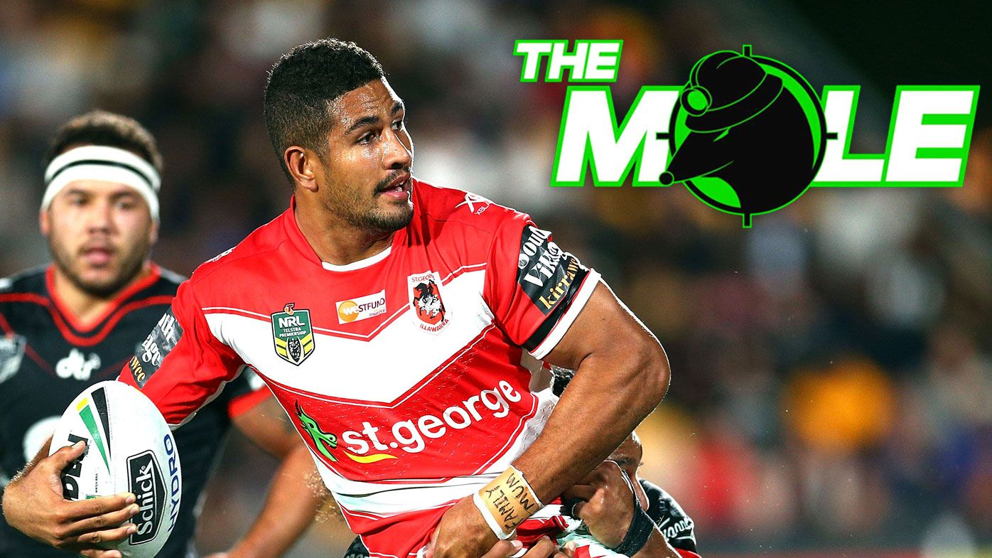 The Mole: Cowboys swoop to sign form Dragons winger Nene Macdonald