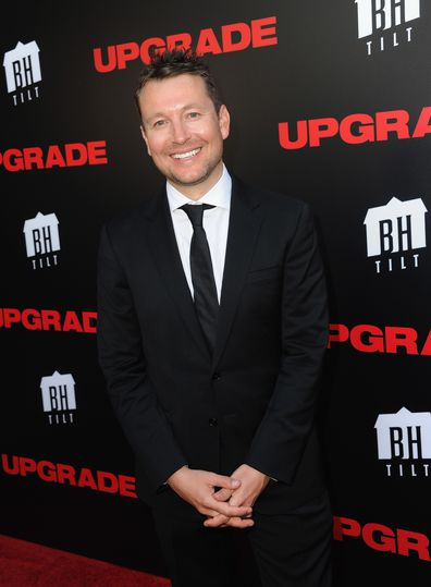 Director Leigh Whannell, red carpet, movie, premiere