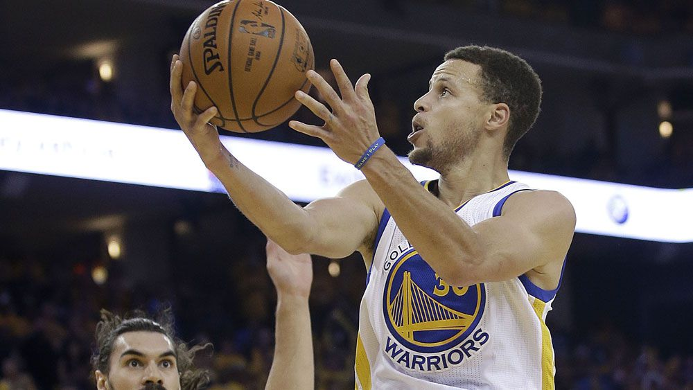 Warriors to meet Cavs for NBA title