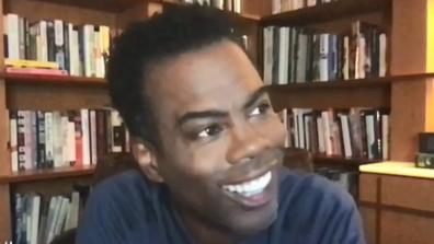 Chris Rock recounts his swimming lessons in lockdown.