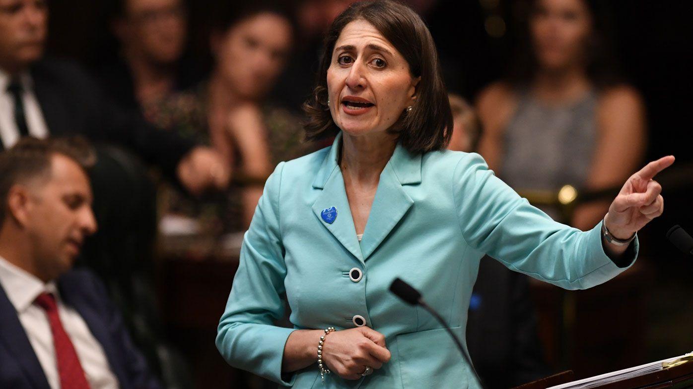NSW premier Gladys Berejiklian will be among coffee customers.
