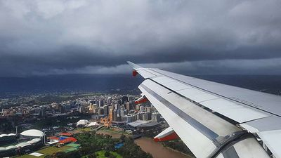 The view over Adelaide this morning. (Source: Frances Smith)