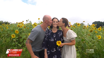 AFL legend and Hi-5 star's heartbreaking reason for secret wedding
