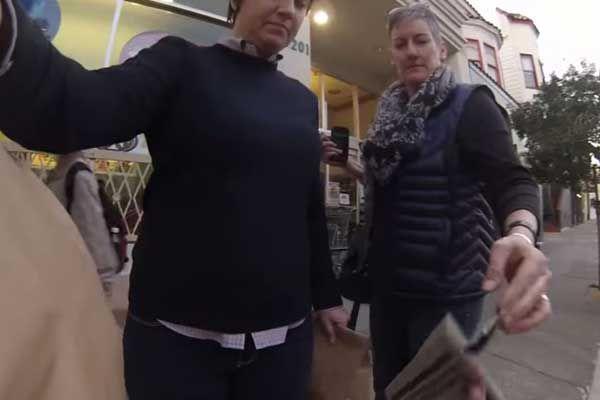 Homeless camera