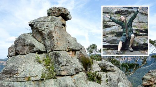 Missing bushwalker found in Blue Mountains