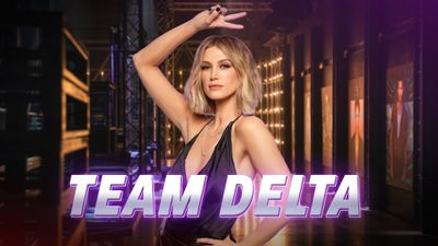 Voice Coach Delta Goodrem
