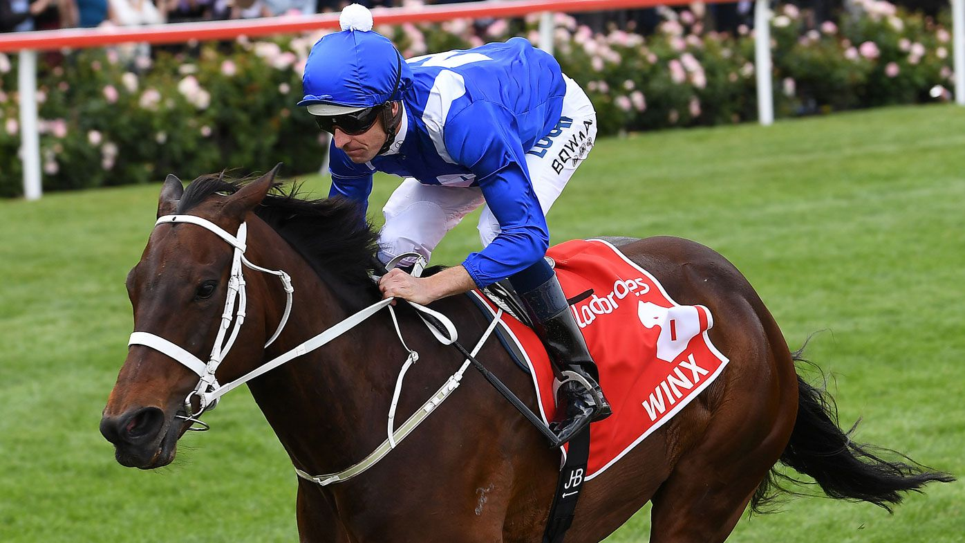Tragedy strikes super mare Winx as she loses first foal