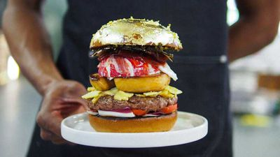 Dutch chef tries — and fails — to create world's most expensive burger