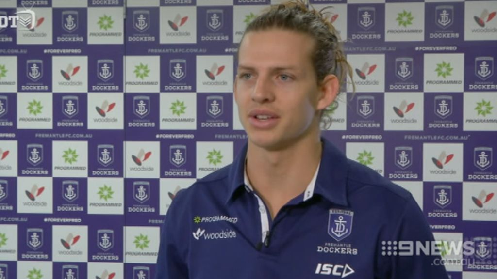 Fyfe confirms loyalty to Dockers