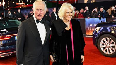 Prince Charles and Camilla, Duchess of Cornwall attend the Royal World Premiere of Sam Mendes new war drama 1917 2