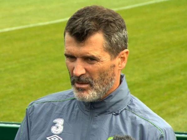 Roy Keane. (Supplied)
