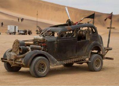 Fire Car: Dodge