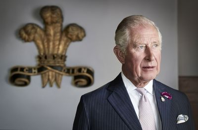 Prince Charles's official portraits released, July 2019