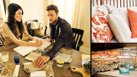 Justin Timberlake launches homewares line