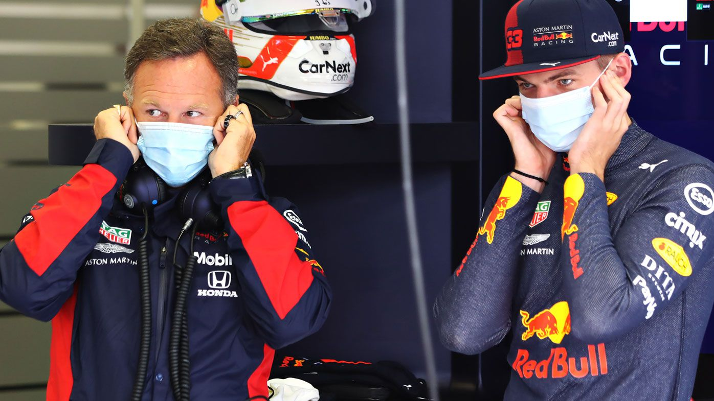 F1: Red Bull left red-faced over 'brutal' Austrian GP failure