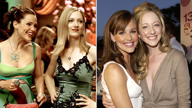 Jennifer Garner and Judy Greer star in hit rom-com Suddenly 30.