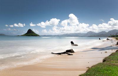 17. Lanikai Beach, Hawaii, USA - 246 pictures per metre