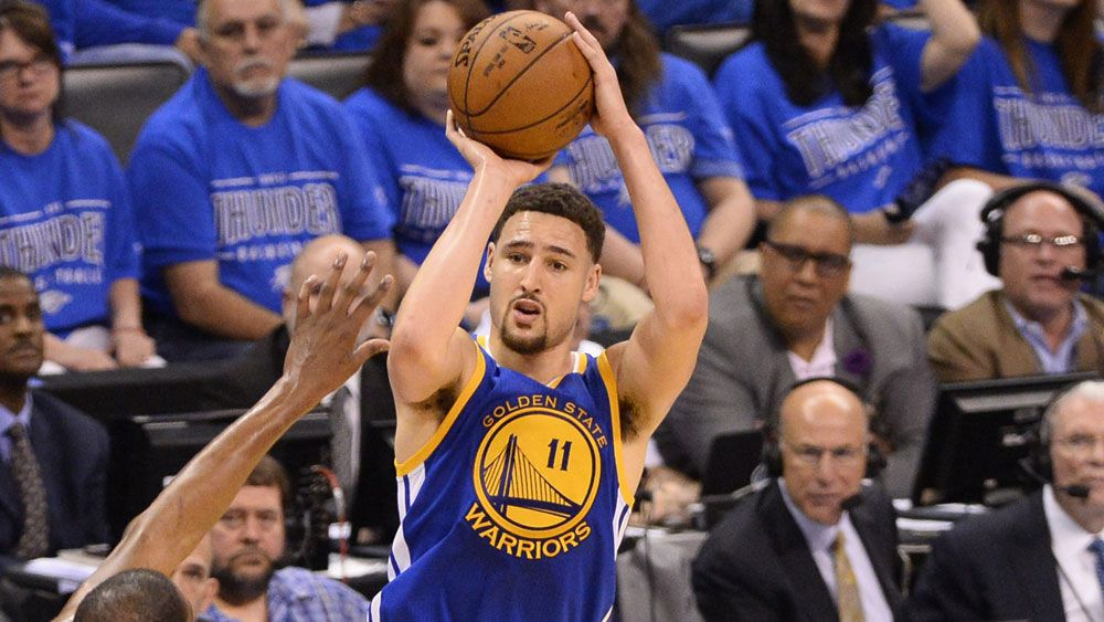 NBA: Thompson, Curry rally Warriors to force game 7 with Thunder
