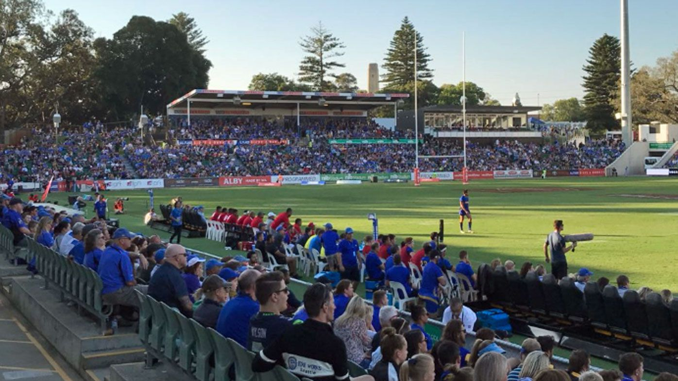 Western Force win again in World Series Rugby before another big crowd