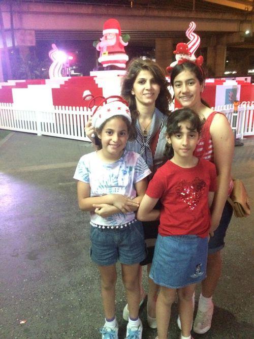The Aldieri family came to Australia in 2011.