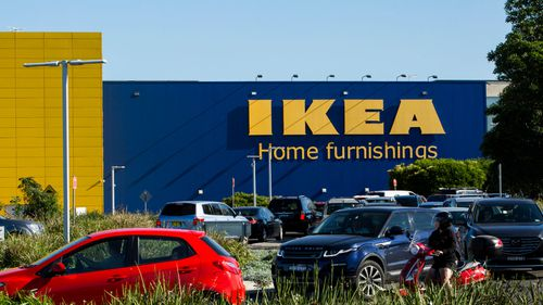 Ikea Tempe.