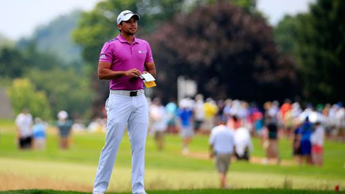 Jason Day announces he won't go to the Rio Olympics (File/Getty)