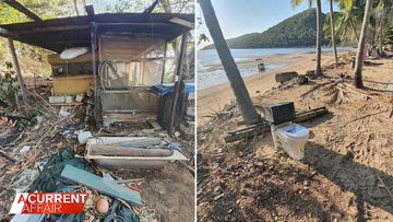 Foreign-owned Queensland island resorts abandoned and in ruins