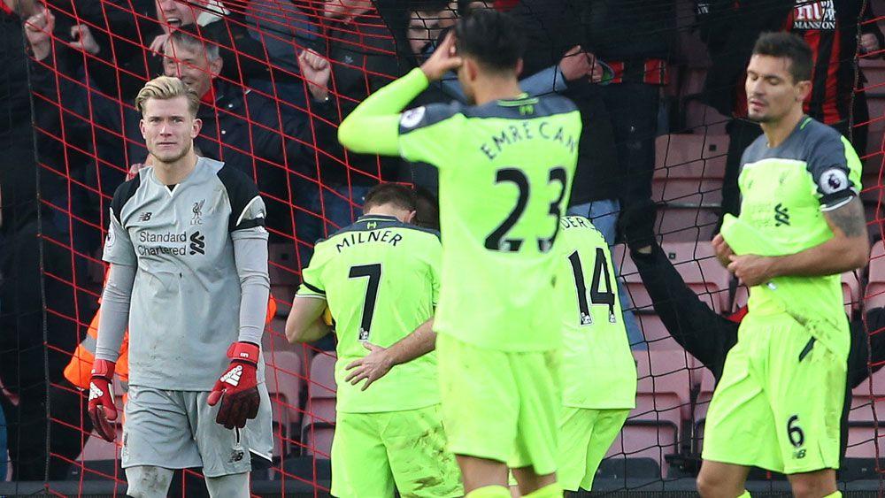 Liverpool lose unbeaten record in thriller