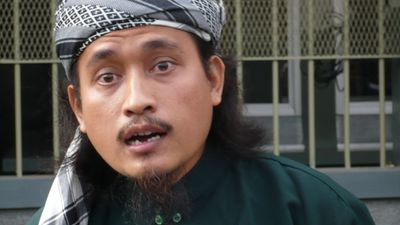 "<p><b>The Field Commander: Imam Samudra</b></p> Samudra had received religious training in Indonesia and had travelled to Afghanistan to learn bomb-making skills. In charge of the execution of the bombings, Samudra reportedly stayed in Bali for several days to see the damage his actions had wrought. It is thought he was instrumental in setting up Jemaah Islamiyah in the region. During his 2003 trial, he said, ""...[the bombing was] justifiable [under Islamic teachings].... [to] avenge the killings of Muslims by the United States and its allies."" He was executed by firing squad in 2008."