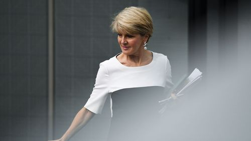 Julie Bishop would have called an election early had she been chosen as Prime Minister.