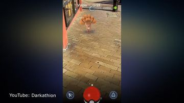 9RAW: Gameplay of Pokemon GO