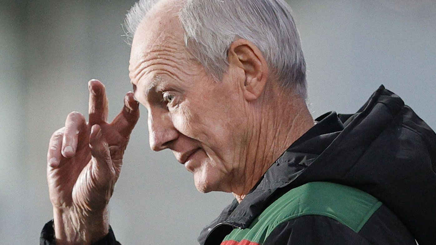 Wayne Bennett, Coach of Souths.