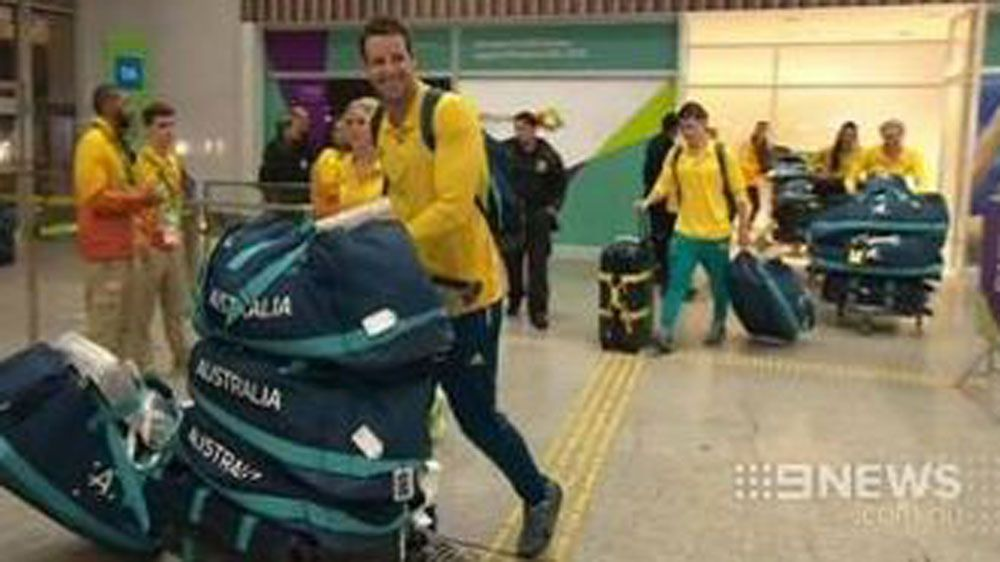 Dolphins jet into Rio full of confidence