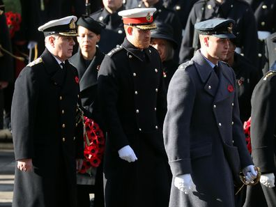 Details of the family's funeral attire has been confirmed no uniforms funeral attire