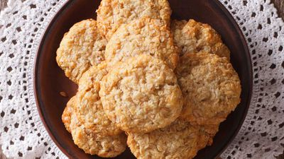 #241 Anzac Biscuits