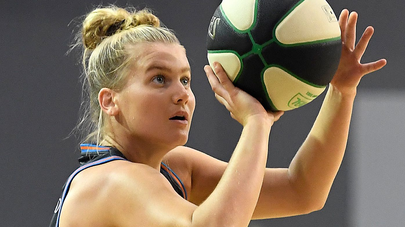 'Horses--t': Aussie WNBA rookie Shyla Heal brutally cut after just 31 minutes of game time