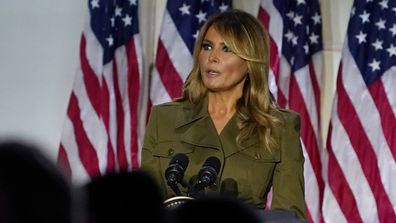 Melania Trump has given few public addresses in her time as First Lady.