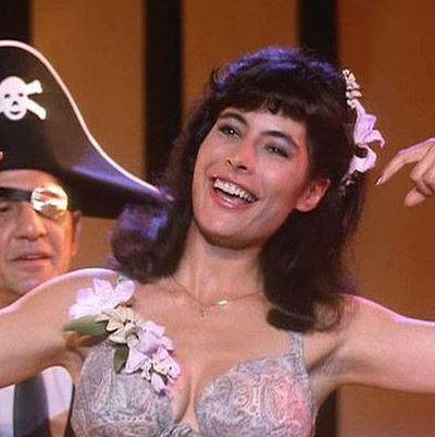 Jane Brucker as Lisa Houseman: Then