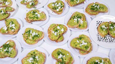 Win a year's supply of avocado