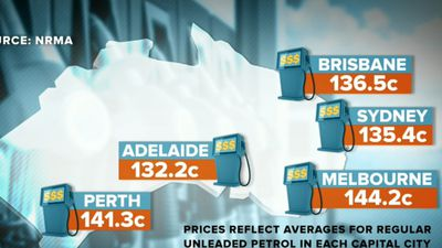 Motorists finally get some relief at the bowsers as petrol prices tumble