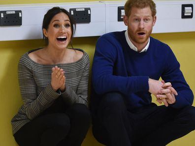 Prince Harry and Meghan Markle's baby has been given a rather unusual nickname.