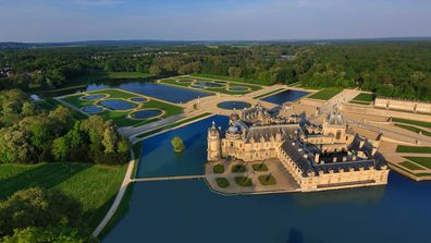 The grande estate of Domaine de Chantilly has the opulence of Versailles, without the crowds and long queues.