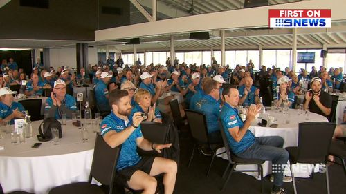 The tour for a cure for MND raised more than $2.5m.