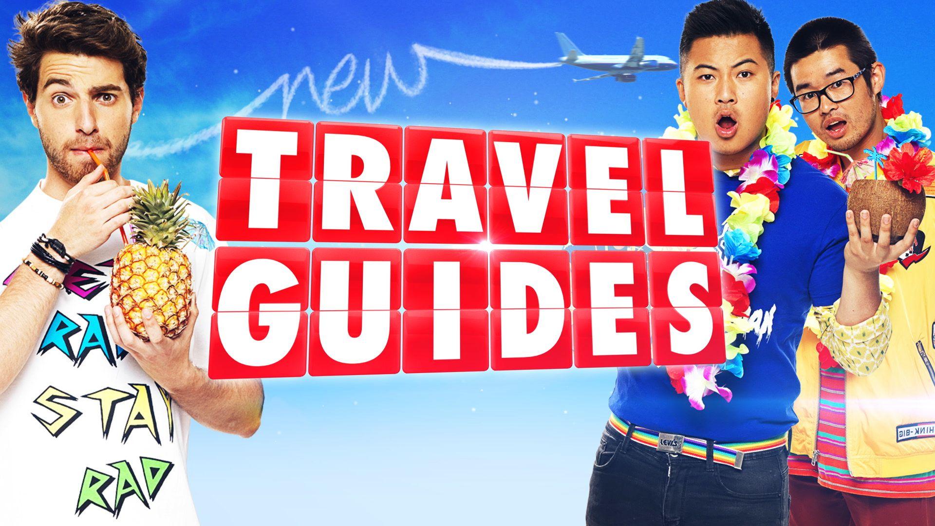 Travel Guides Tv Show Australia Application